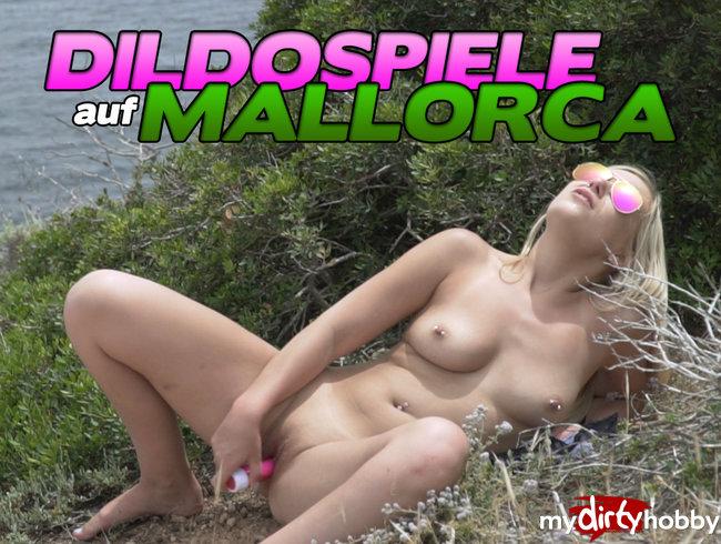 DILDOSPIELE auf Mallorca